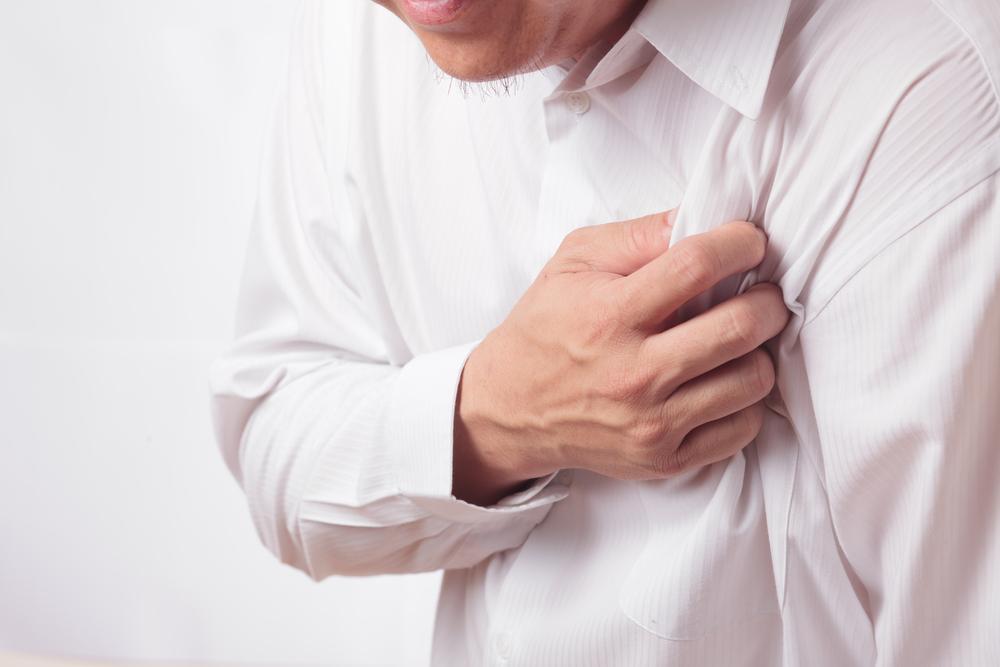 hipertenzijos komplikacija