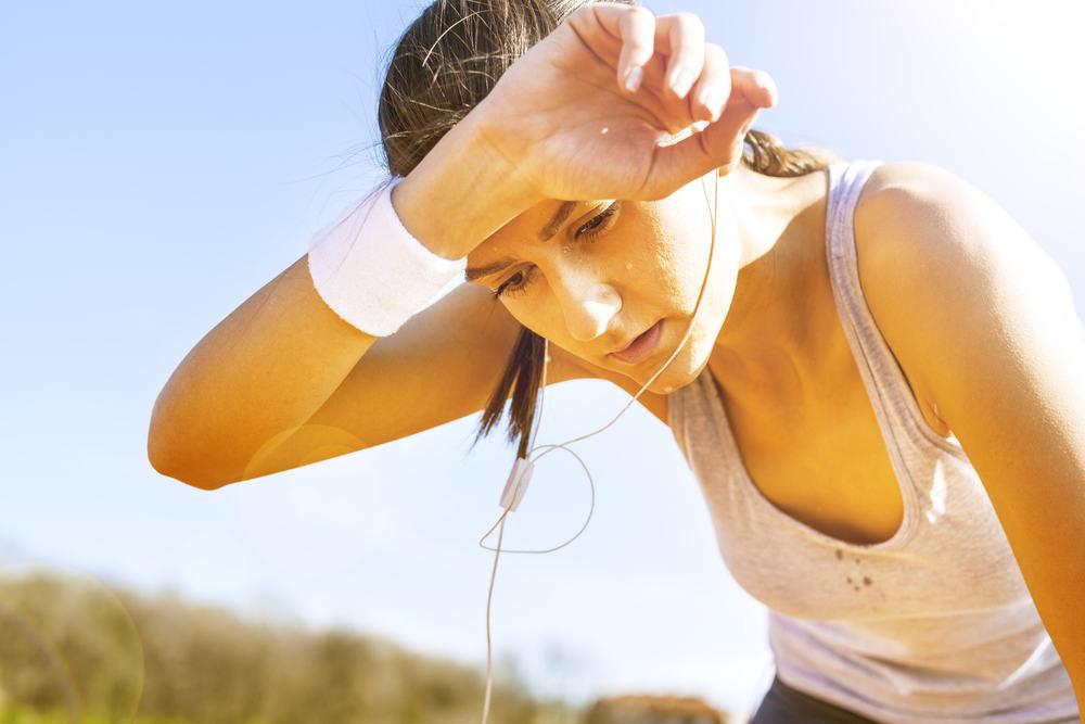 anemija po fizinio aktyvumo